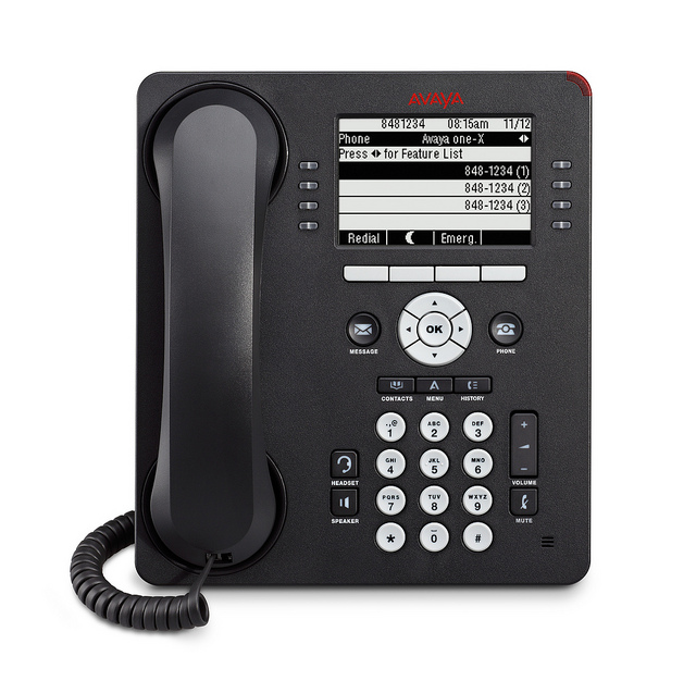 Avaya 9608G IP Phone Update