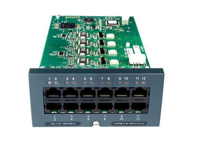 IPO IP500 V2 COMB CARD BRI 700476021
