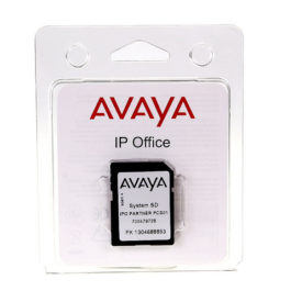 IPO IP500 V2 SYS SD CARD A-LAW