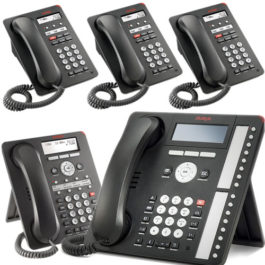 Avaya One-x 9608 User Manual