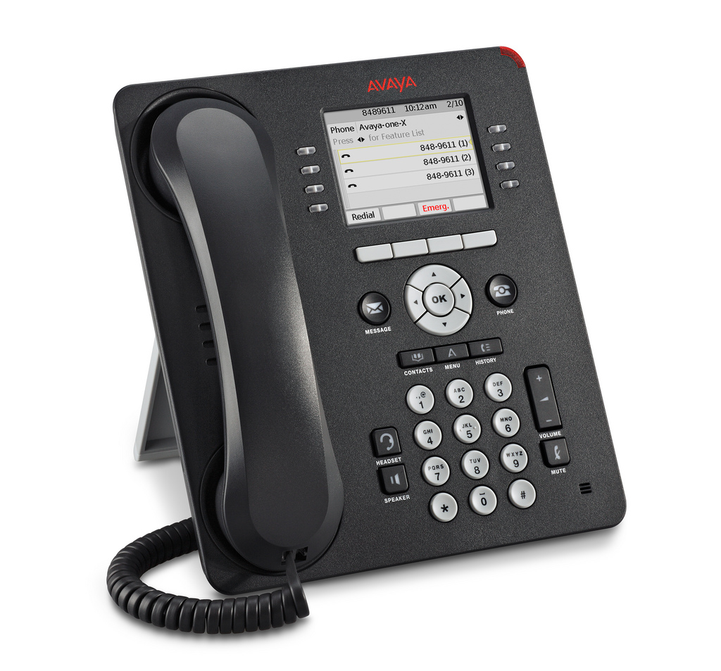 Avaya 9611G IP Telephone - 700480593
