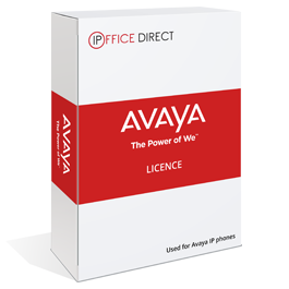Avaya IP Office R9.1 Teleworker 1 License - 382750