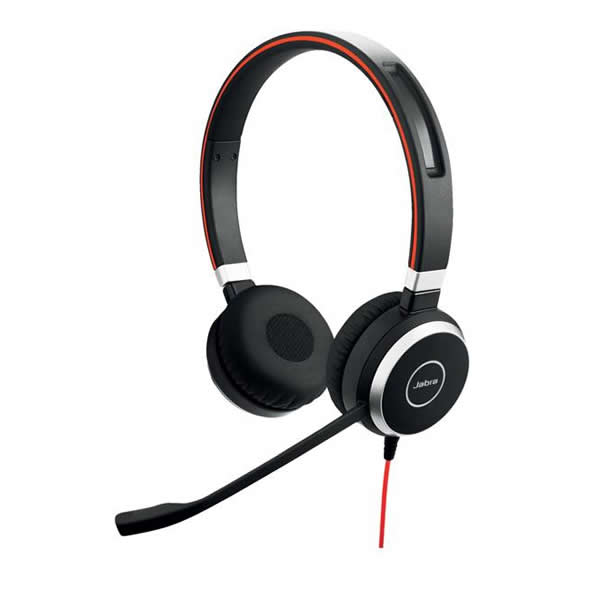 Jabra Evolve 40 USB MS stereo Headset