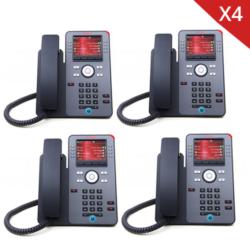 Avaya J179 IP Phone 4 Pack - 700513575