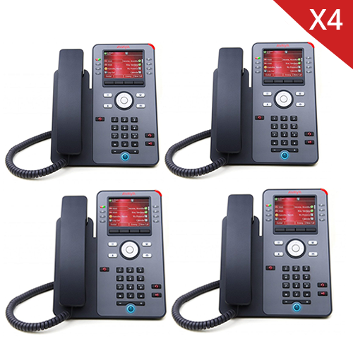 Avaya J179 IP Phone 4 Pack - 700513575