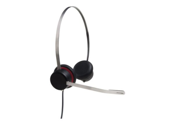 Avaya L159 USB Stereo Leather Headset - 700514055